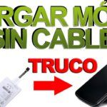 Cargador movil sin cable universal